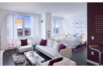 Modern Studio Apartment Nyc ultra luxury<>modern midtown east <> alcove studio<>chrysler